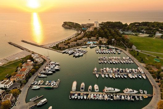 Sani Resort Marina (Bild: Wilde & Partner / Sani Resort)