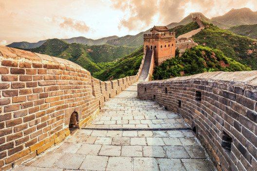 Die Chinesische Mauer (Bild: zhu difeng – Shutterstock.com)