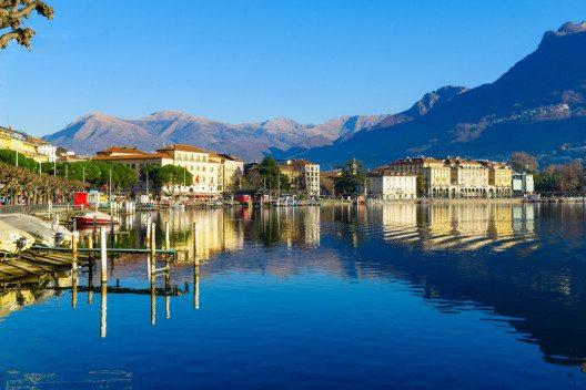 Lugano (Bild: RnDmS – Shutterstock.com)