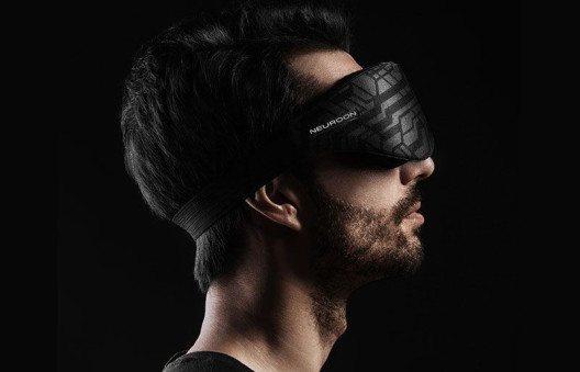 Neuroon kann an den Kopf des Nutzers für maximalen Komfort angepasst werden. (Bild: PRNewsFoto/Inteliclinic)