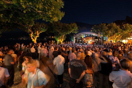 JazzAscona - Piazza Elvezia (Bild: JazzAscona / Pedrazzini)