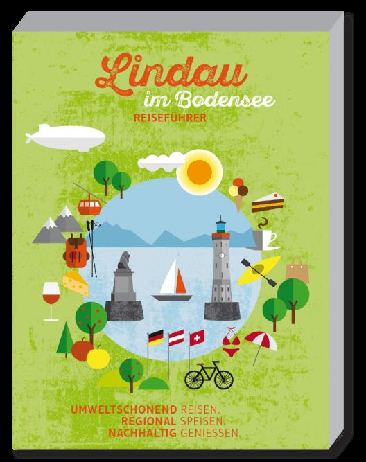 Der erste nachhaltige Reiseführer für Lindau. (Bild: © Lindau Tourismus und Kongress GmbH)