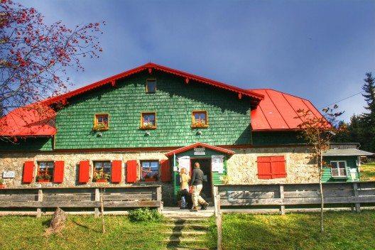 Ferienregion Fichtelgebirge - Seehaus (Bild: © Gerd Syha)