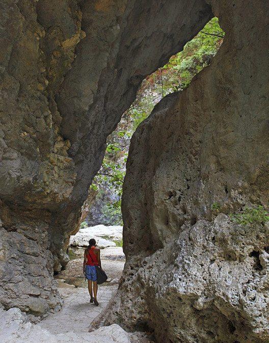 Wanderpfad Lefkada (Bild: Region of Ionian Islands)