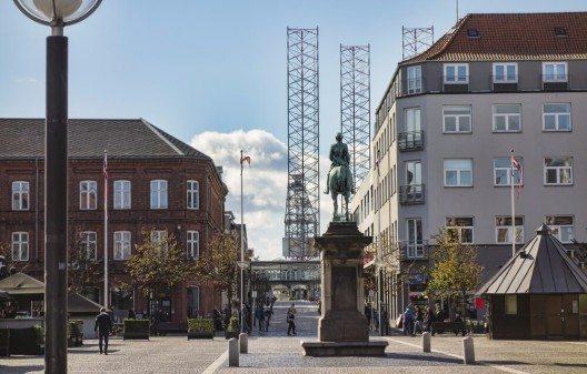 Esbjerg ist mit 72.000 Einwohnern die siebtgrösste Stadt in Dänemark. (Bild: © Frank Bach - shutterstock.com)