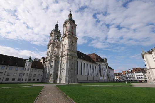 Fürstabtei St.Gallen (Bild: Thanut Boonhaijaroen – Shutterstock.com)