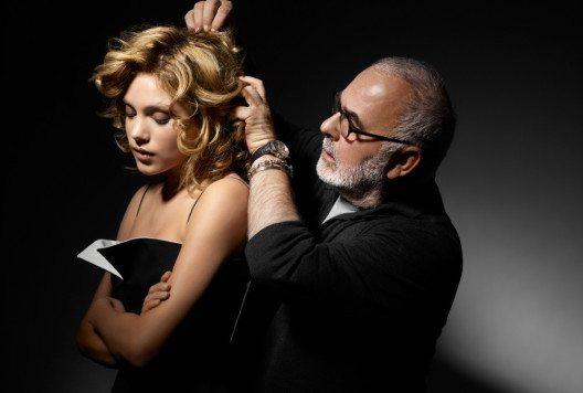Perfekter Haarschnitt beim Star-Friseur (Bild: udo walz coiffeur)