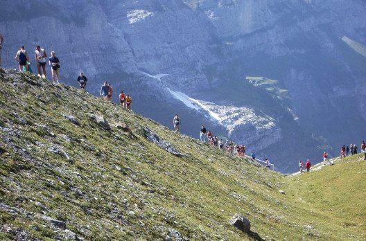 Jungfrau-Marathon 2004 (Bild: GS, Wikimedia, GNU)