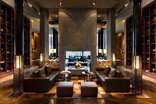 The Chedi Andermatt kann sich über den Connoisseur Circle Hospitality Award 2016 freuen.