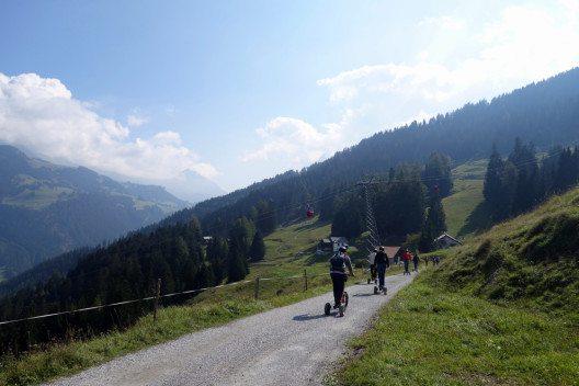 Die Chur Bergbahnen gehen in die Sommersaison. (Bild: Bergbahnen Chur-Dreibündenstein AG)
