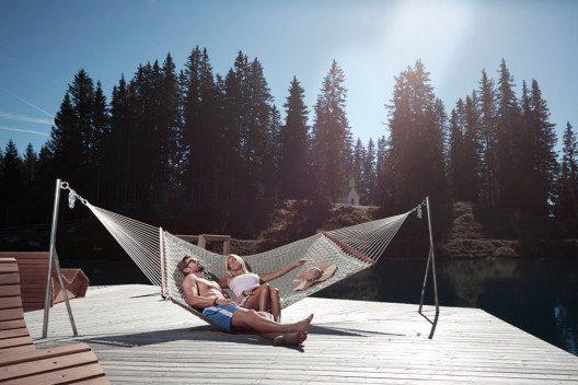 Entspannung am Hoegsee (Bild: Andreas Kirschner)