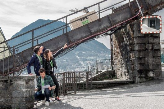 Foxtrail – auf Schnitzeljagd in Lugano