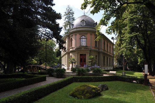 Museum Schwab in Biel (Bild: Chriusha, Wikimedia, CC)