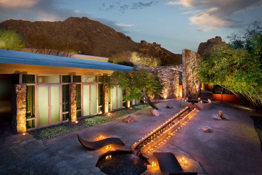 Spa Meditation Courtyard (Bild: Preferred Hotels & Resorts)