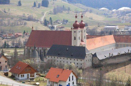St. Lambrecht (Bild: © Jörg Weingrill - CC BY-SA 2.0)