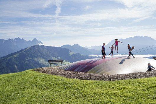 Fieberbrunn, Pillerseetal, Timoks Alm. (Bild: Tirol Werbung)