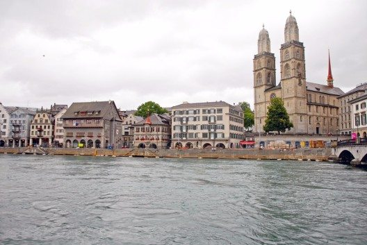 Eine Reise nach Zürich vergisst man nicht. (Bild: © Philip Pilosian - shutterstock.com)