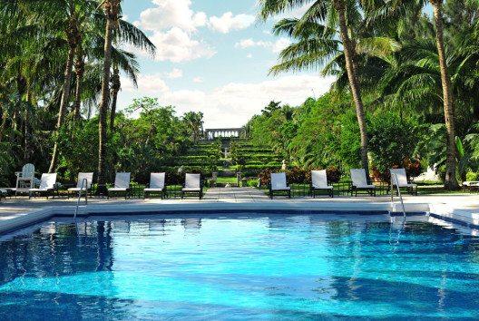 Bahamas Versailles Pool (Bild: Ocean Club Bahamas)