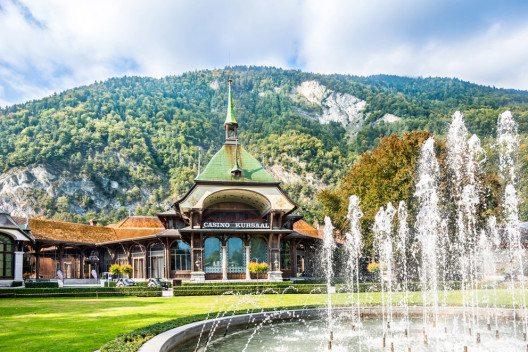 Casino von Interlaken (Bild: Boris-B – Shutterstock.com)