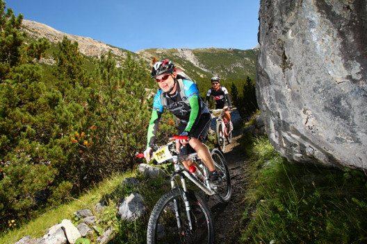 ENGADIN St. Moritz: Bike Marathon (Bild: ENGADIN St. Moritz By-line: swiss-image.ch/ Sportograf)