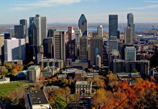 Montreal ist der kulturelle und wirtschaftliche Mittelpunkt des französischsprachigen Kanada. (Bild: Alphonse Tran – Shutterstock.com)