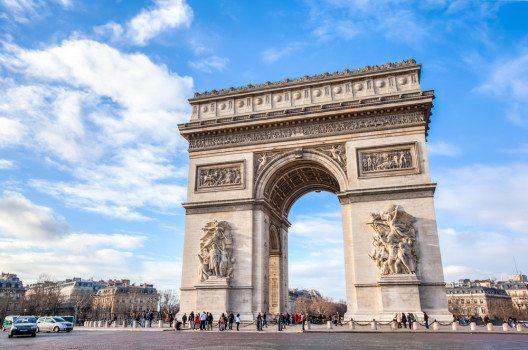 Arc de Triomphe (Bild: © kan_khampanya - shutterstock.com)