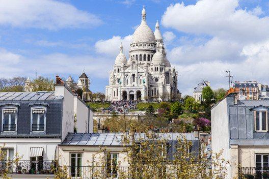 Sacré-Coeur (Bild: © bellena - shutterstock.com)