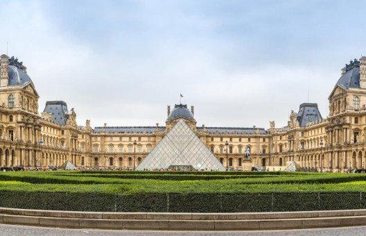 Musée du Louvre (Bild: © S-F - shutterstock.com)