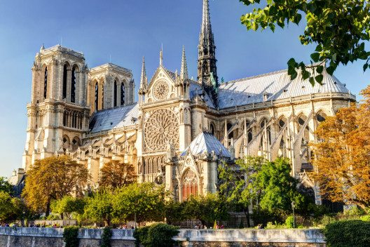 Notre-Dame de Paris (Bild: © Viacheslav Lopatin - shutterstock.com)