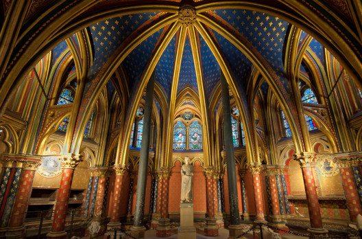 Sainte-Chapelle (Bild: © javarman - shutterstock.com)