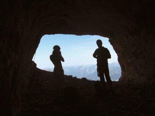 Abenteuer-Sulzfluh-Besteigung (Bild: © Montafon Tourismus GmbH)