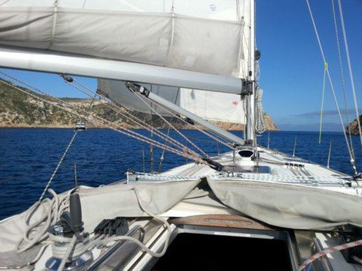 Unvergesslicher Ausflug mit dem Boot(Bild: © Vela Aventura S.L.)