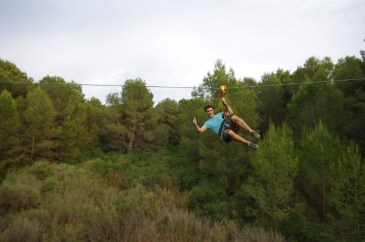 Ein Fest für Klettermaxe(Bild: © Jungle Parc Junior)