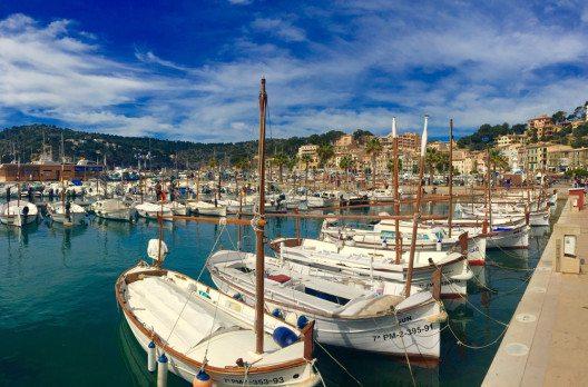 Puerto Soller (Bild: fincallorca)