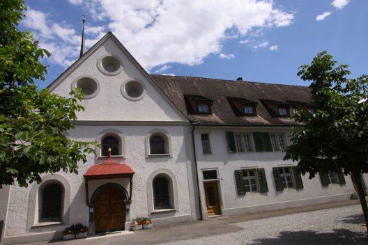 Musikaliensammlung des Frauenklosters St. Andreas (Bild: WWHenderson20, Wikimedia, CC)