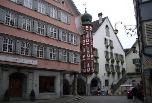 Das Toggenburger Museum (Bild: Paebi, Wikimedia, GNU)