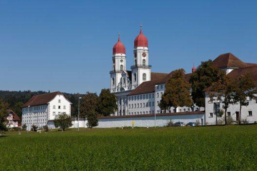 Kloster St. Urban (Bild: Roland Zumbuehl, Wikimedia, GNU)