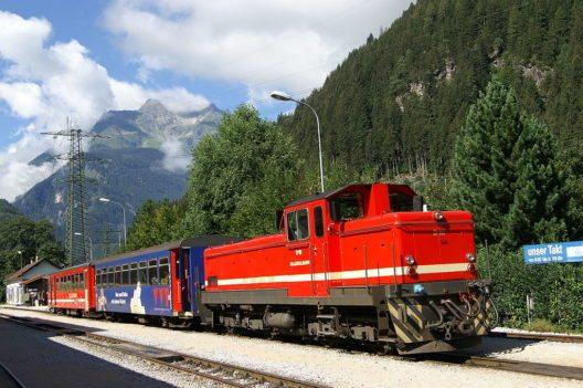 Zillertalbahn (Bild: böhringer friedrich, Wikimedia, CC)