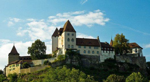 Das Schloss Burgdorf (Bild: WillYs Fotowerkstatt, Wikimedia, GNU)