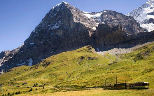 Visualisierung Plan B Eiger-Express (Bild: Scheidegg-Hotels AG)