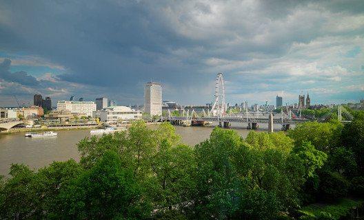 Aussicht von der Savoy Suite (Bild: Fairmont Hotels & Resorts)