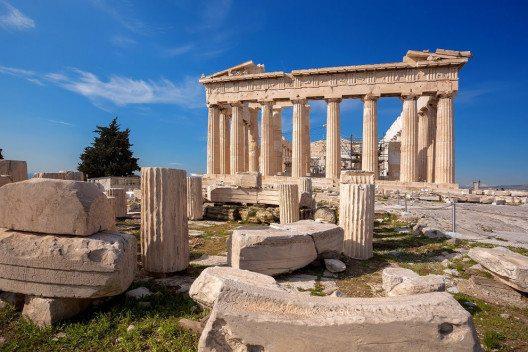 Akropolis (Bild: samott – Fotolia.com)
