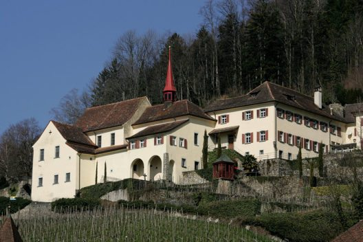Kapuzinerkloster Allerheiligen in Altdorf (Bild: © Roland Zumbühl, Wikimedia, CC BY-SA 3.0)