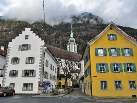 Kirchenviertel (Bild: © Andreas Faessler, Wikimedia, CC BY-SA 3.0)