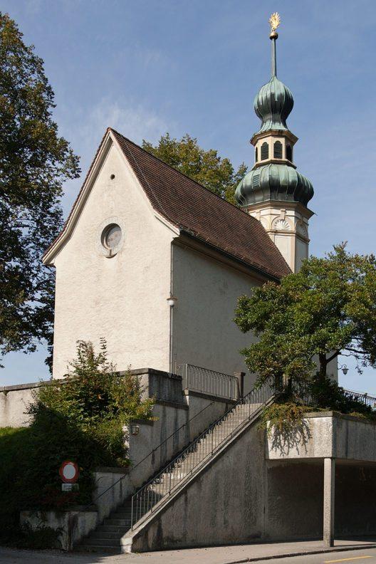 Loreto-Kapelle (Bild: Roland Zumbuehl, Wikimedia, GNU)
