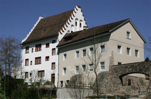 Schloss Bischofszell (Roland Zumbühl, Wikimedia, GNU)