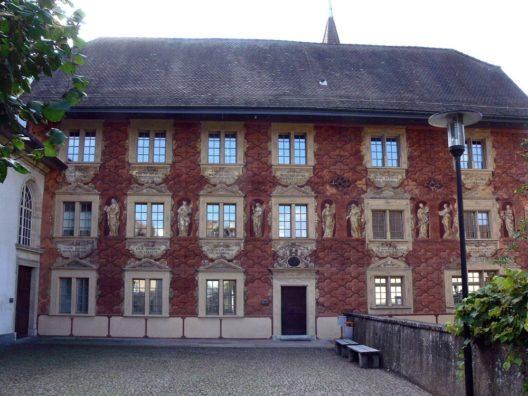Lateinschule von Brugg (Bild: © Christian Bickel, Wikimedia, CC BY-SA 2.0)