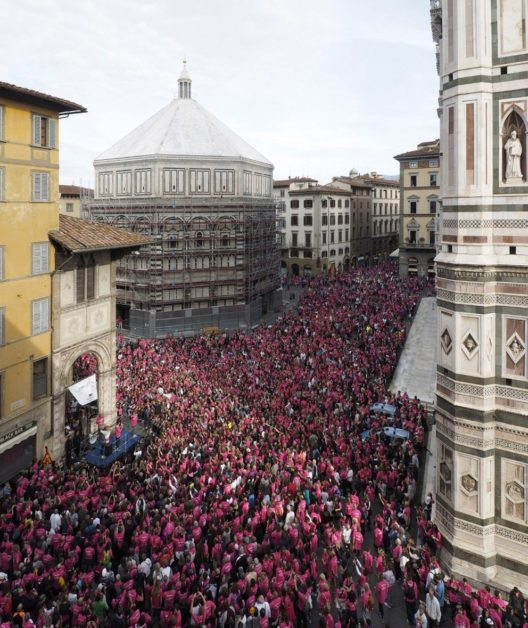 """Corri La Vita""-Lauf 2015 (Bild: prco.com)"
