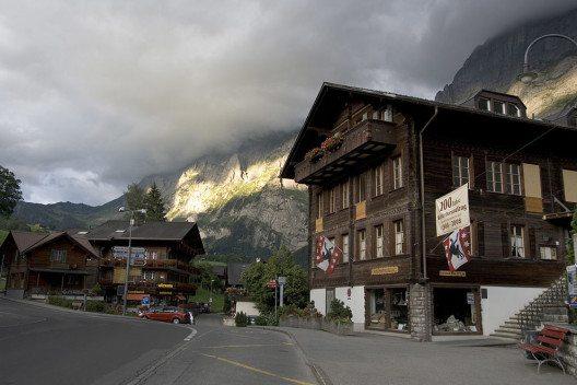 Heimatmuseum, Grindelwald (Bild: Maksym Kozlenko, Wikimedia, CC)
