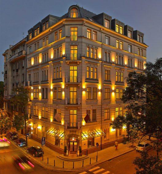 Hotel Rialto Warschau (Bild: Preferred Hotels & Resorts)